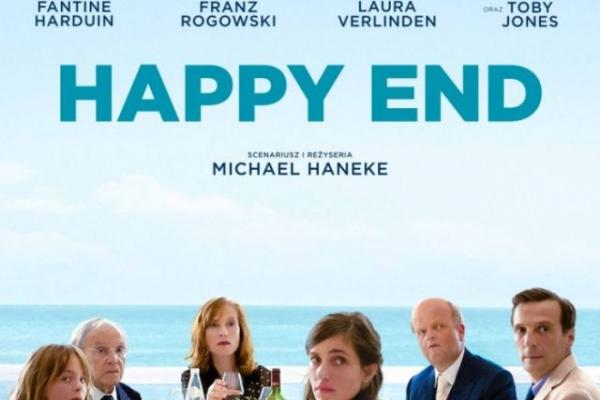 """Happy End"" premierowo w Kinie Fenomen"