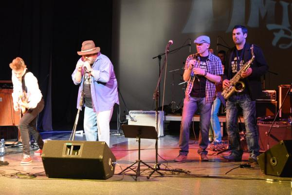 Koncert Limit Blues
