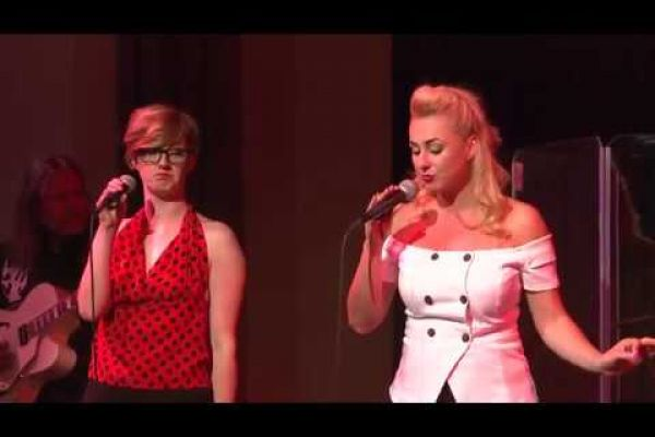 1 edycja Tribute Festival - THE ANDREWS SISTERS - wdkkielcepl