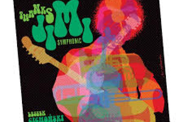 """Thanks Jimi Symphonic"" on-line"
